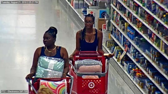 Ocean Township Police need help identifying these two women.