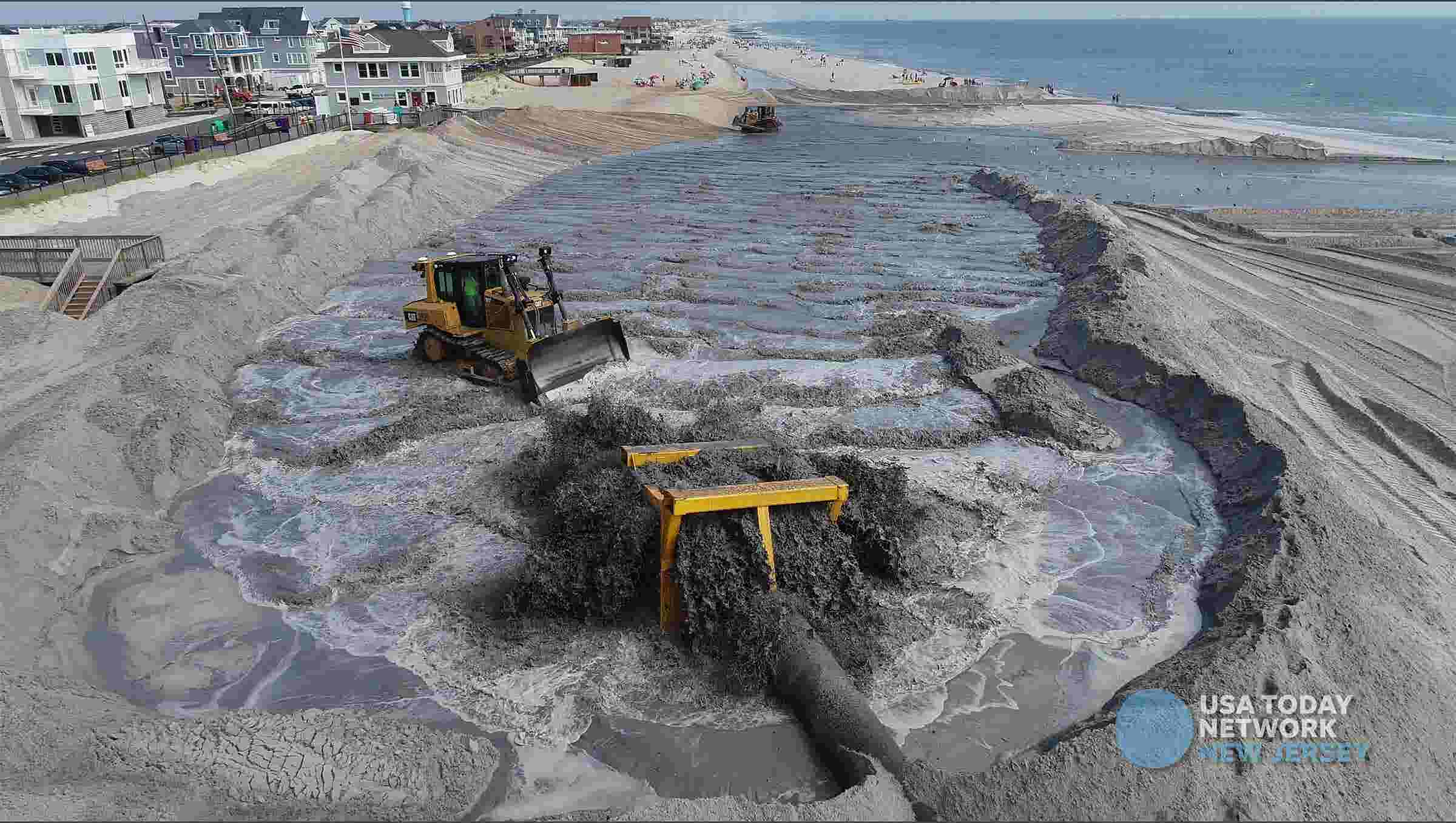 Nj Wanted Bay Head Land For Free Beach Replenishment Now It Must Pay 2 3m