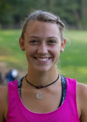 Captain Matilin Demand - 2018 Southern Regional Field Hockey in Stafford Township on August 28, 2018.