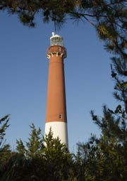 Barnegat Light is a small town at the northern tip of Long Beach Island, Ocean County that not only holds large dune covered beaches, commercial and pleasure boat  fishing docks, and Barnegat Lighthouse State Park with Old Barney as its centerpiece.