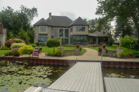 This house at 660 Country Club Dr. is an idea of what you could get in Battle Creek for more than $1 million.