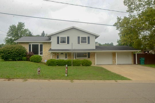 This house at 201 Wagon Wheel Lane is an idea of what you could get in Battle Creek for about $150,000.
