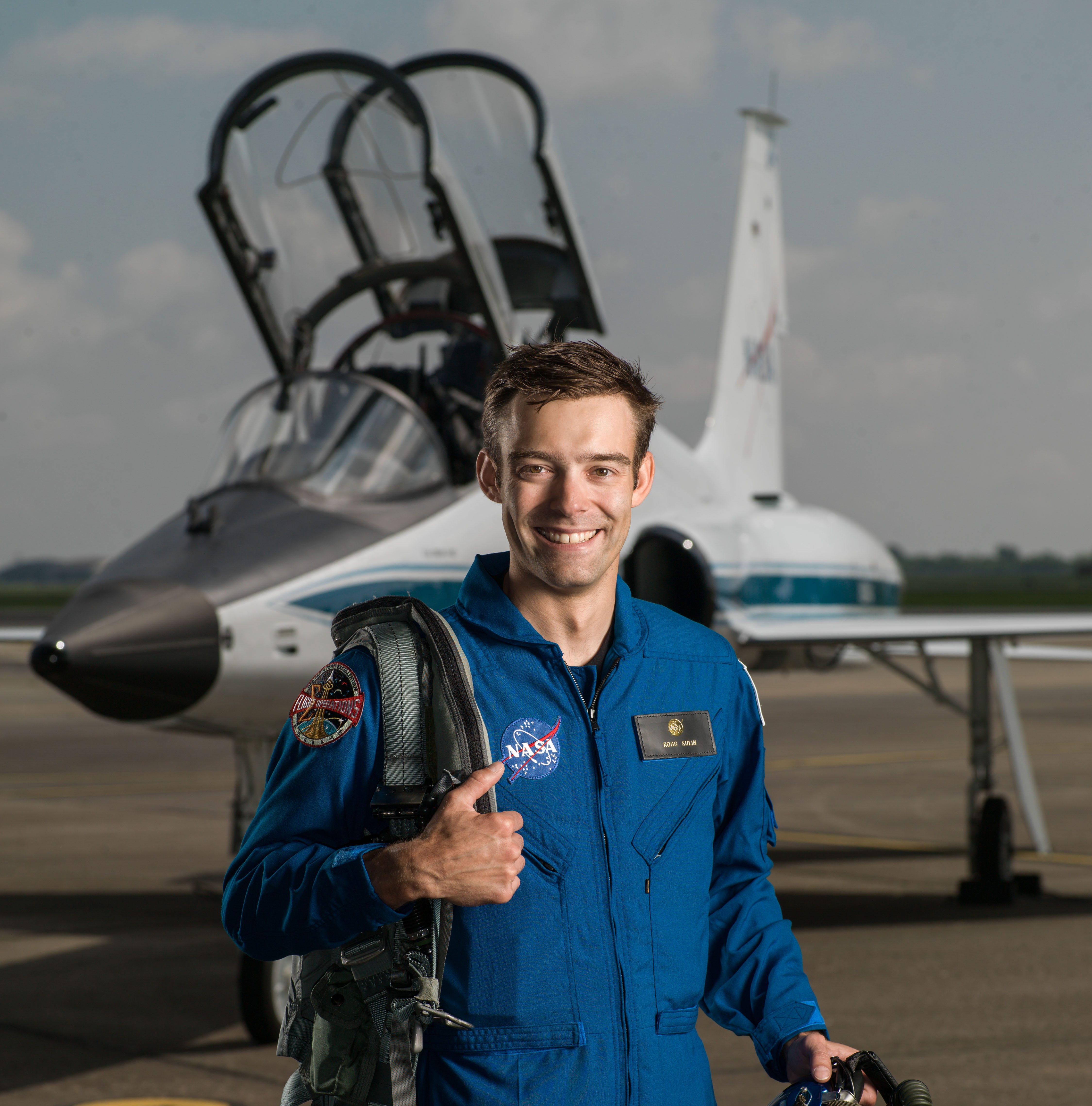 Astronaut candidate resigns from NASA for the first time in 50 years ""