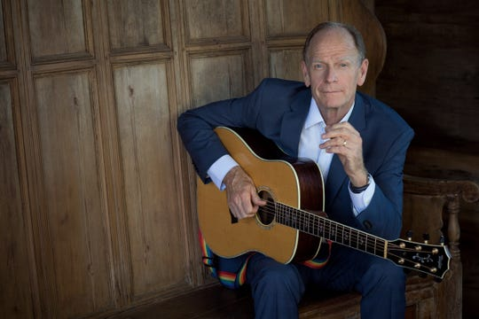 Livingston Taylor plays in concert Sept. 13 in Stowe.