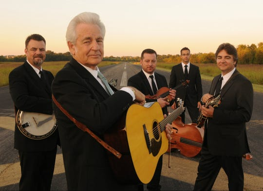 The Del McCoury Band starts the 2018-19 season at the Chandler Center for the Arts in Randolph.