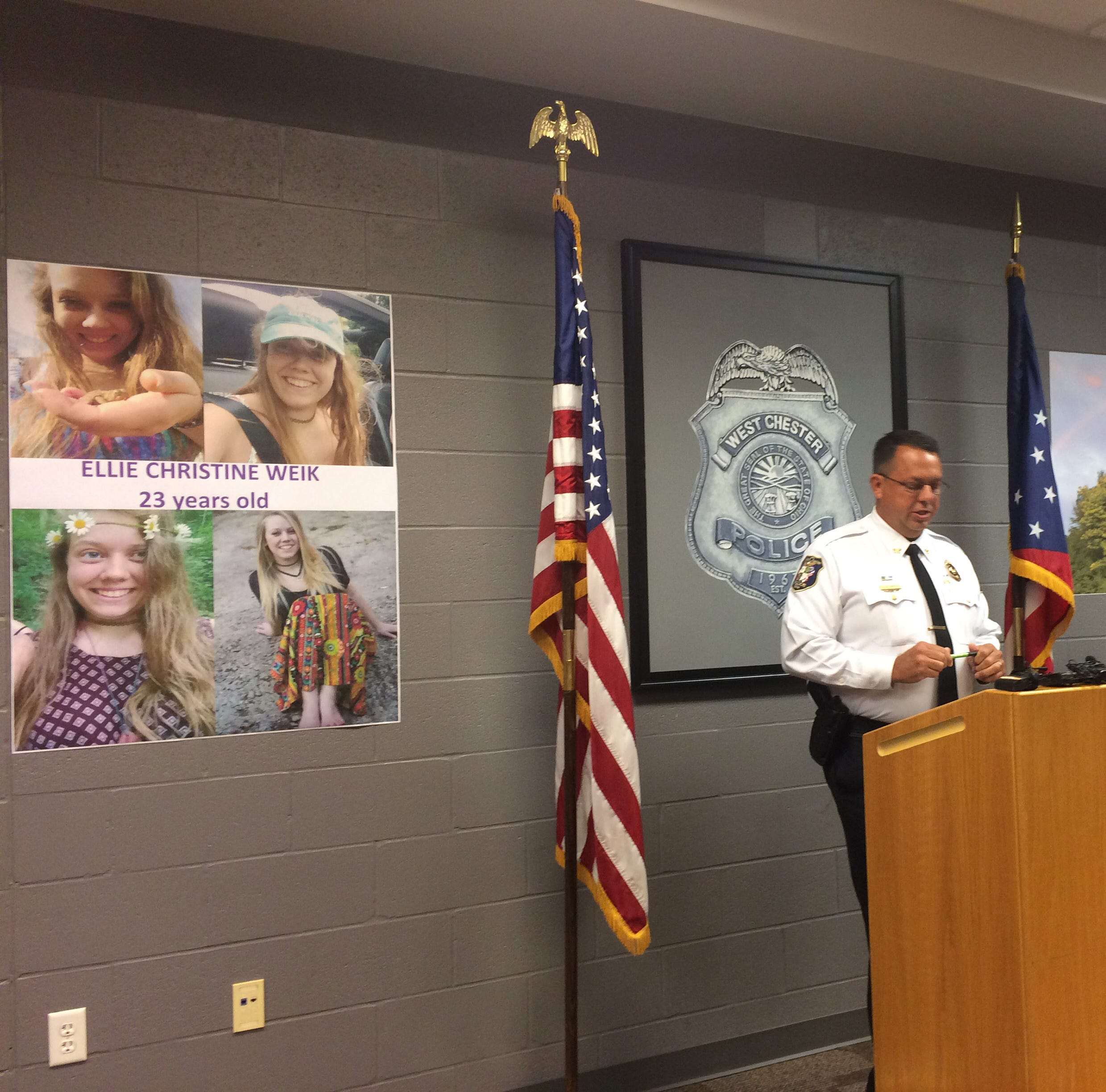 Ellie Weik case: West Chester PD had email accounts, other info on stalker before slaying