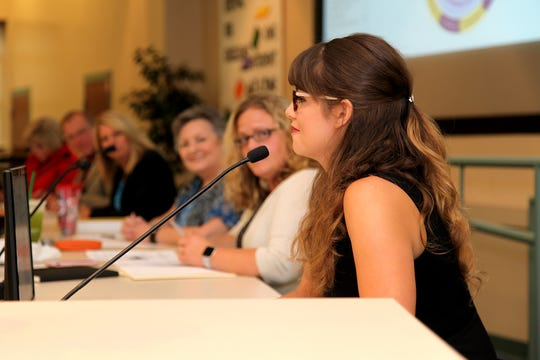 Anna Impelliteri was elected by her peers to serve as the student representative on Boone County Board of Education.