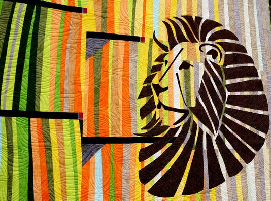 Just Stop Trophy Hunting Quilt