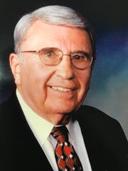 Ex-Iowa House Speaker Dale Cochran died Monday, Aug. 27, 2018, at 89.