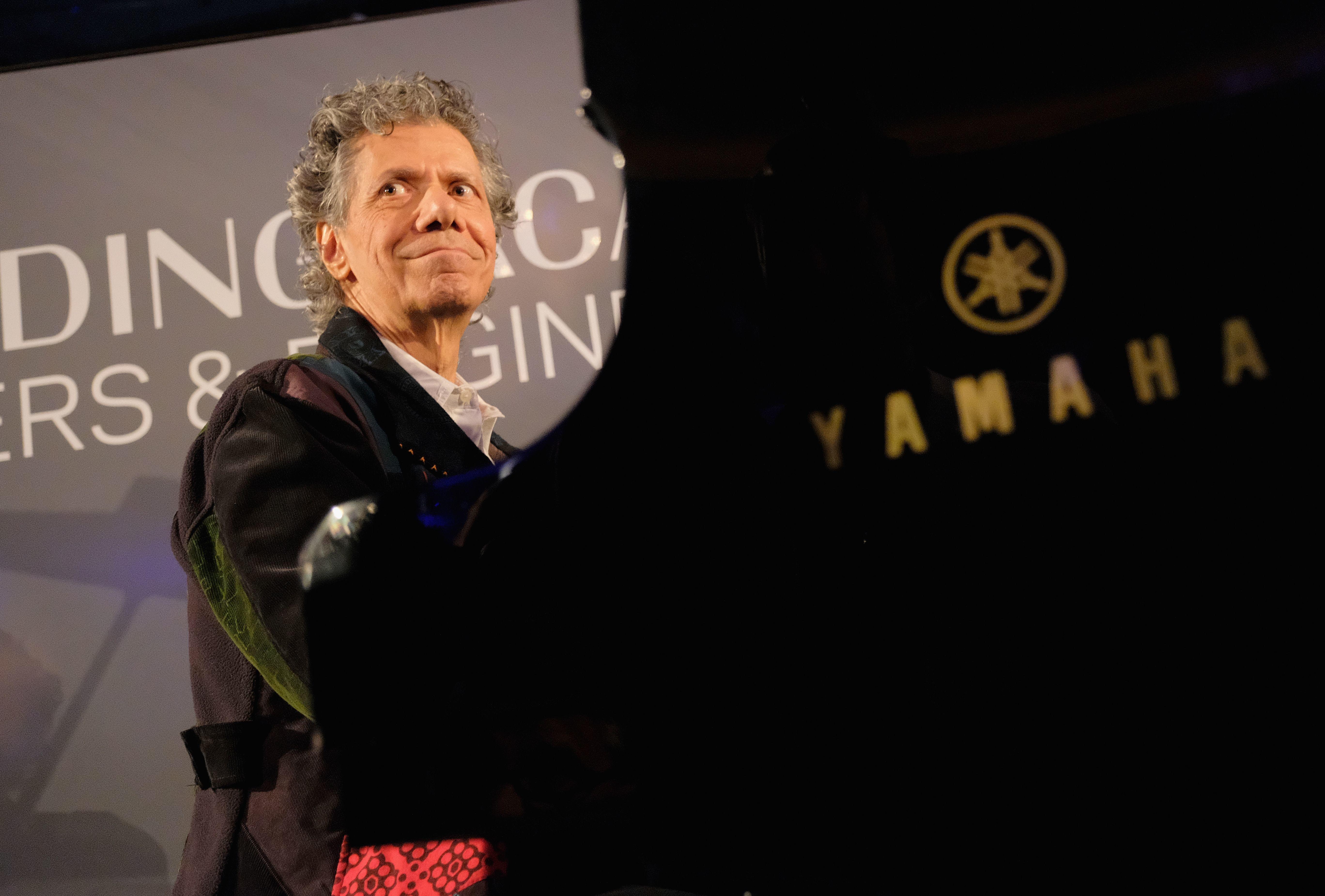 "Chick Corea is this year's festival artist-in-residence. He'll perform his  piano adaptation of Joaquin Rodrigo's beloved guitar concerto —""Concierto de Aranjuez"" — at 7 p.m. Monday."