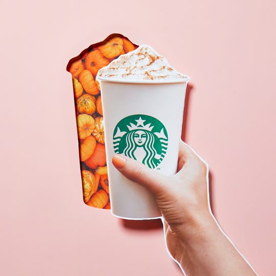 Pumpkin spice latte re-appeared at Starbucks on Tuesday, Aug. 28.