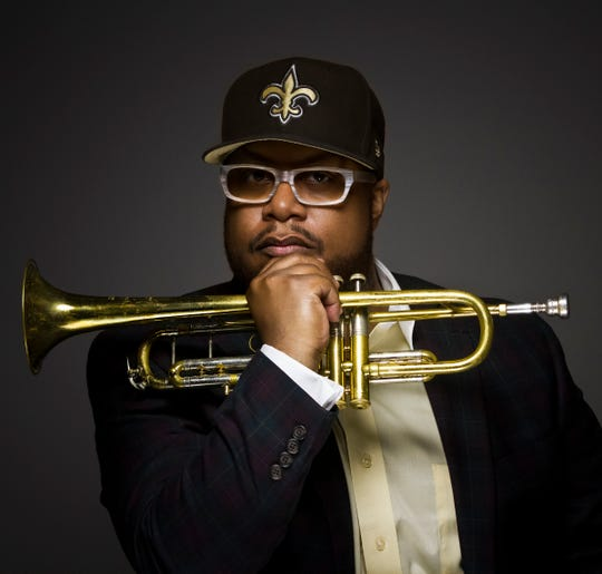 Trumpeter Nicholas Payton and his Afro-Caribbean Mixtape Project will perform at 8 p.m. Saturday.