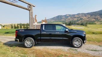 New from the ground up, the pickup is 450 pounds lighter and comes with eight trim options.