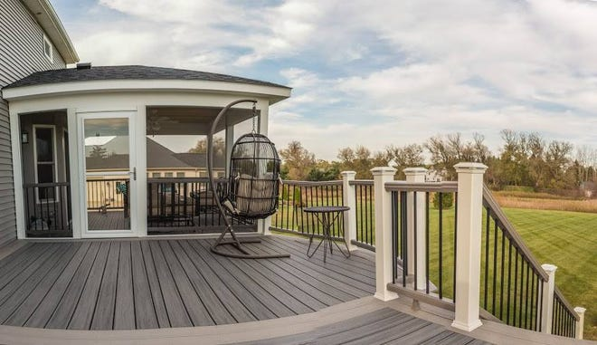The most important thing to remember when creating an outdoor entertaining area is that the finished project should result in an inviting space that becomes an extension of your home.