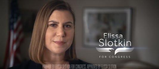 Screenshot Slotkin General Election Ad 0818