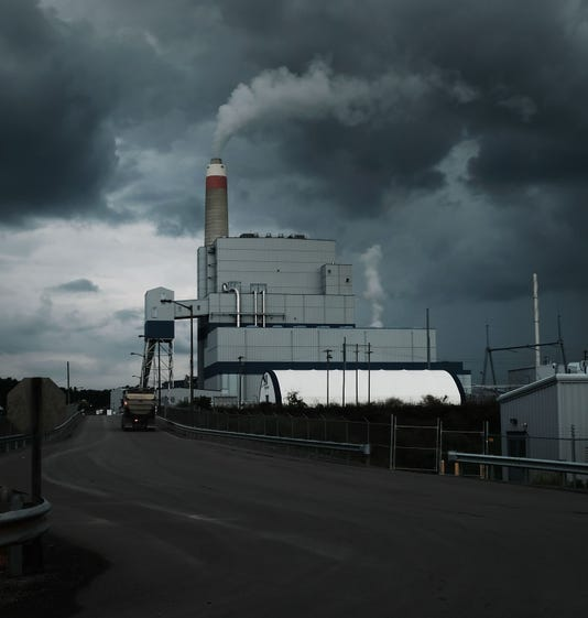 Trump S Rollback On Coal Plant Emissions Gives Hope To Wv Coal Economy