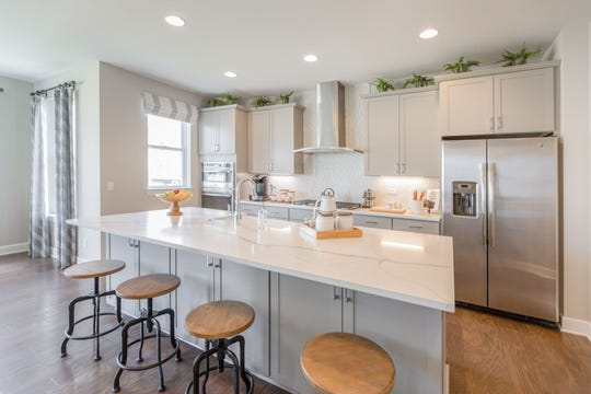 New homes built with energy efficient materials are much more beneficial than a new appliance or LED lightbulbs, with home design meant to maximize your family's use of energy.