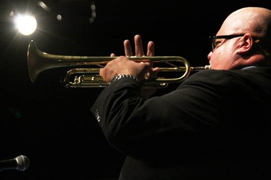 Trumpeter Dan Miller