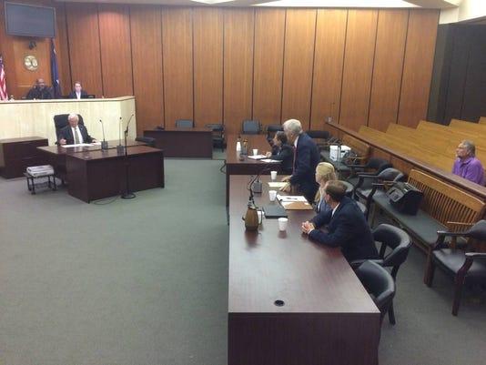 George Mcmaster Civil Trial Verdict