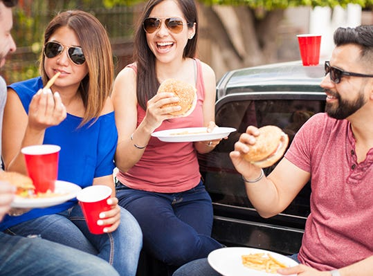 Gear Up For Football Season With These Tailgating Essentials