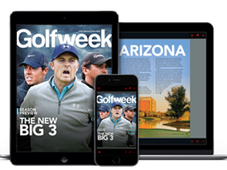 Discount on Golfweek Magazine
