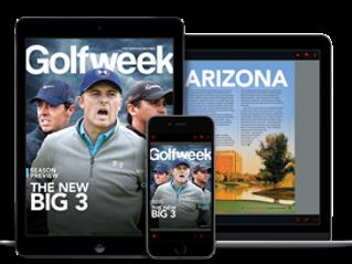 Discount on Golfweek Magazine