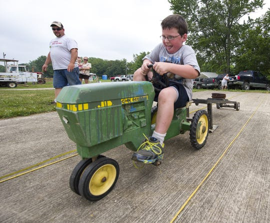 North Salem Old Fashion Days offers a car show, tractor pulls, a pet parade and more for the whole family during Labor Day weekend.