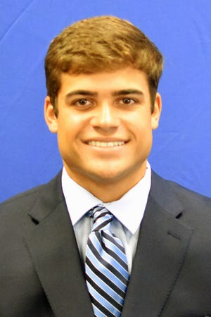 Indiana State freshman Jake Bain