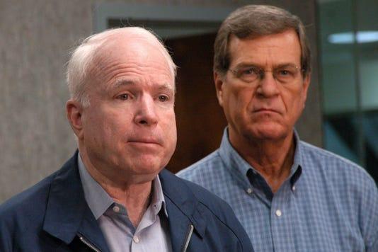 John McCain Trent Lott Katrina