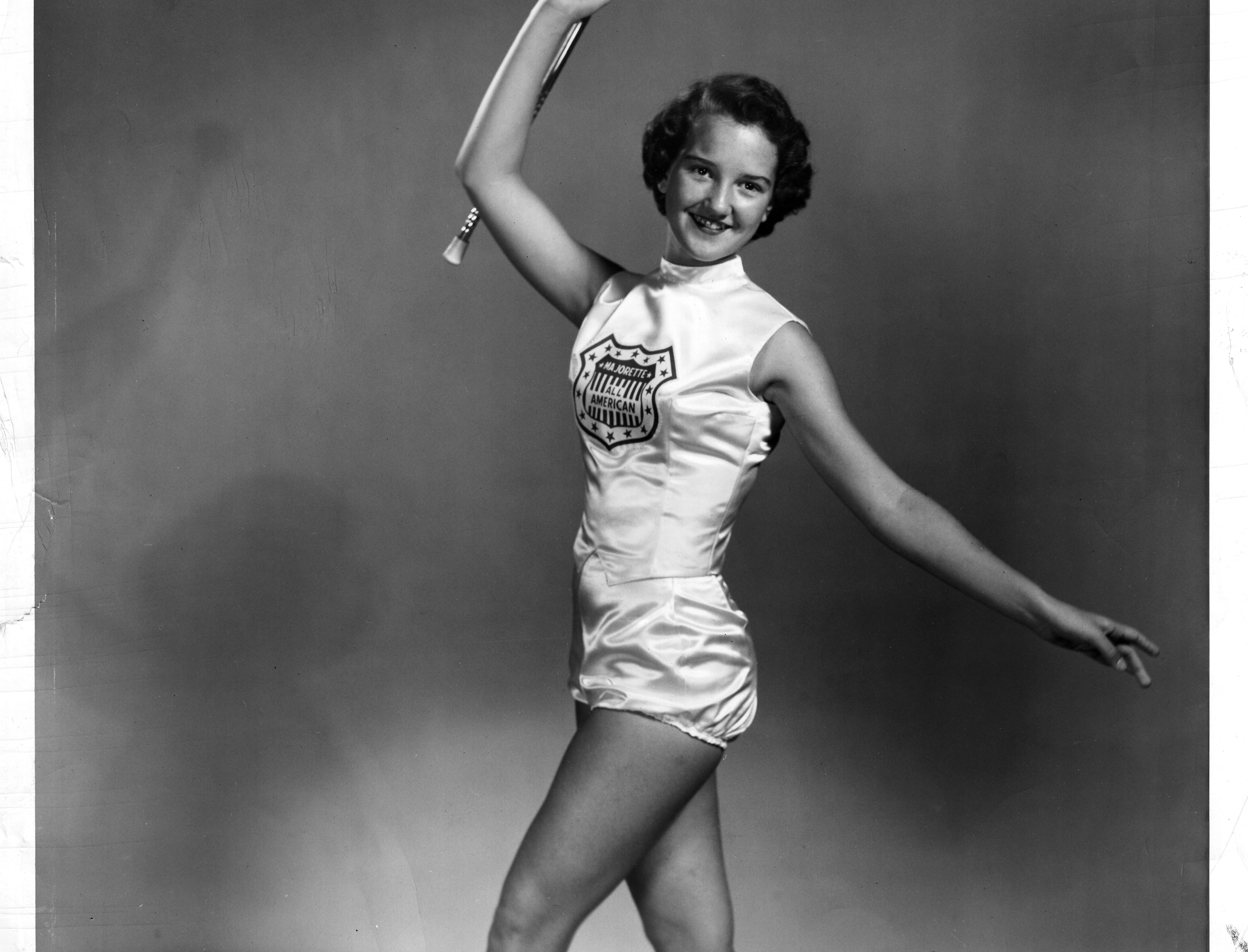 Baton twirler Claudette Riley. She was a 1980 inductee into the Tennessee Sports Hall of Fame.