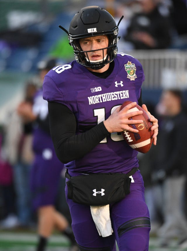 Purdue football   Scouting Northwestern with Ben Pope