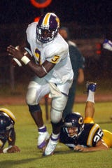 Westgate quarterback Jared Mitchell was the top vote-getter for the Tigers.