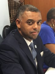 Craig Mathews, SMILE CEO, at the Aug. 27, 2018, board meeting.