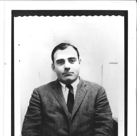 Robert H. Campbell, 1964