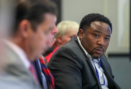 Devon Horton - JCPS Chief of Schools.August 27, 2018
