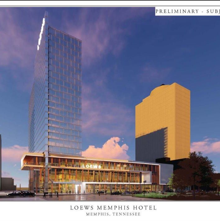 Sheraton: Tax incentive for Downtown Loews hotel distorts free market
