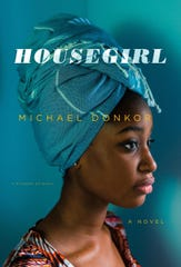 """Housegirl"" by Michael Donkor."
