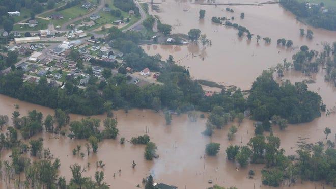 Life-threatening flash floods could hit northwest Wisconsin