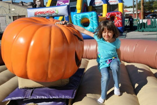 The annual harvest fair at Wisconsin State Fair Park has plenty of kid-friendly activities.