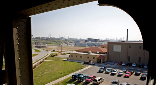 Frozen pizza maker Palermo Villa was the first company to locate in the  Menomonee Valley Industrial Center.