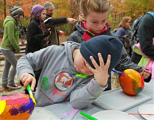 Apple cider making demonstrations, hands on crafts and food are available at the annual Cider Sunday at Wehr Nature Center.