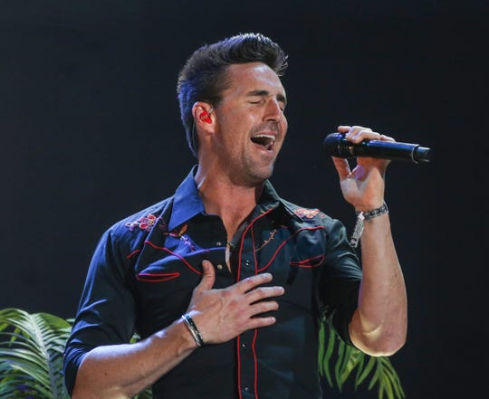 Jake Owen will perform in Montgomery on Friday at Riverwalk Stadium.