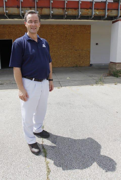 Small Engine Warehouse CEO Roy Padgett 2014