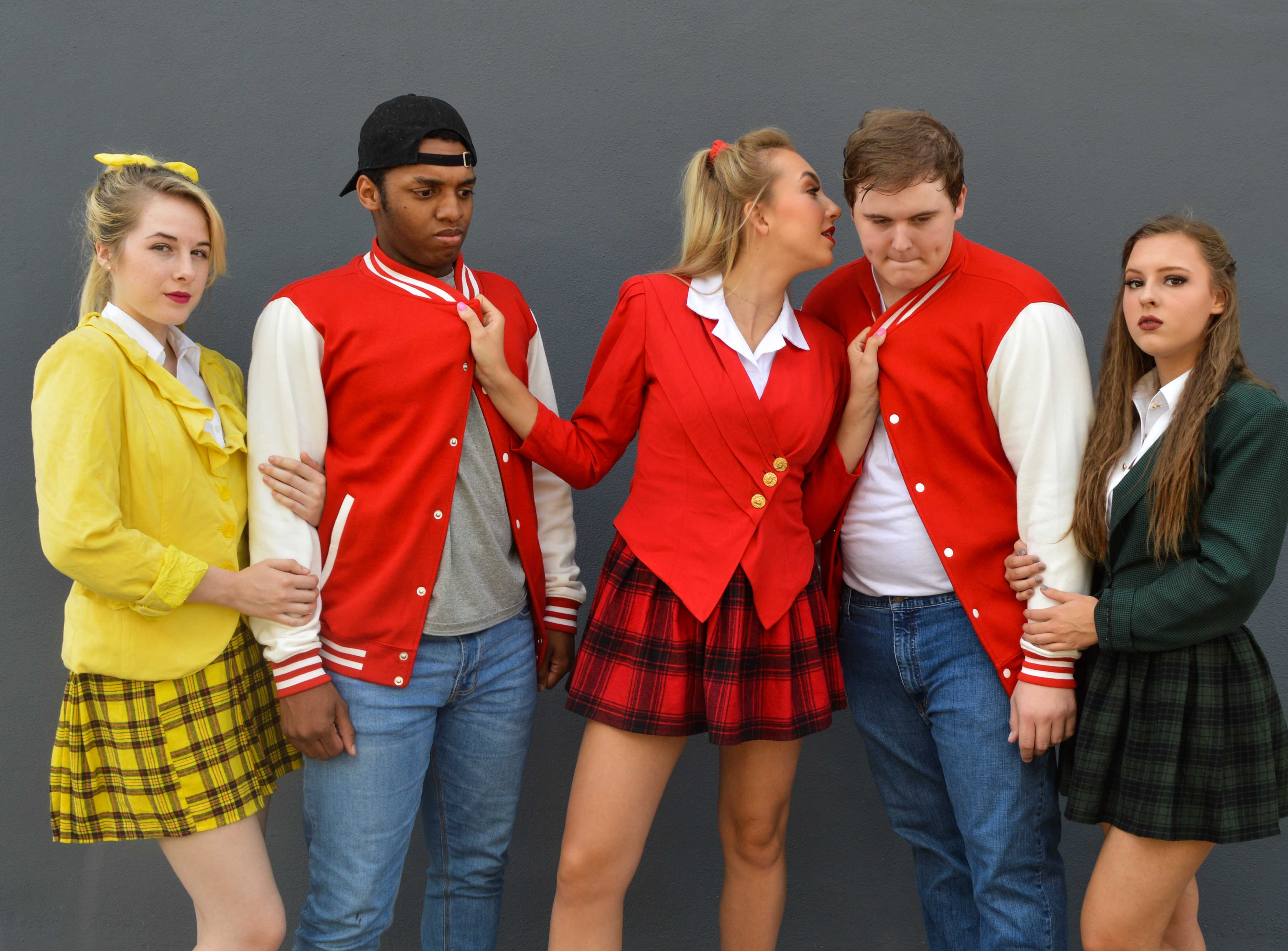 """""""Heathers"""" is on stage at Center for the Arts."""