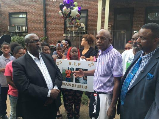 Mansfield Rutherford Vigil