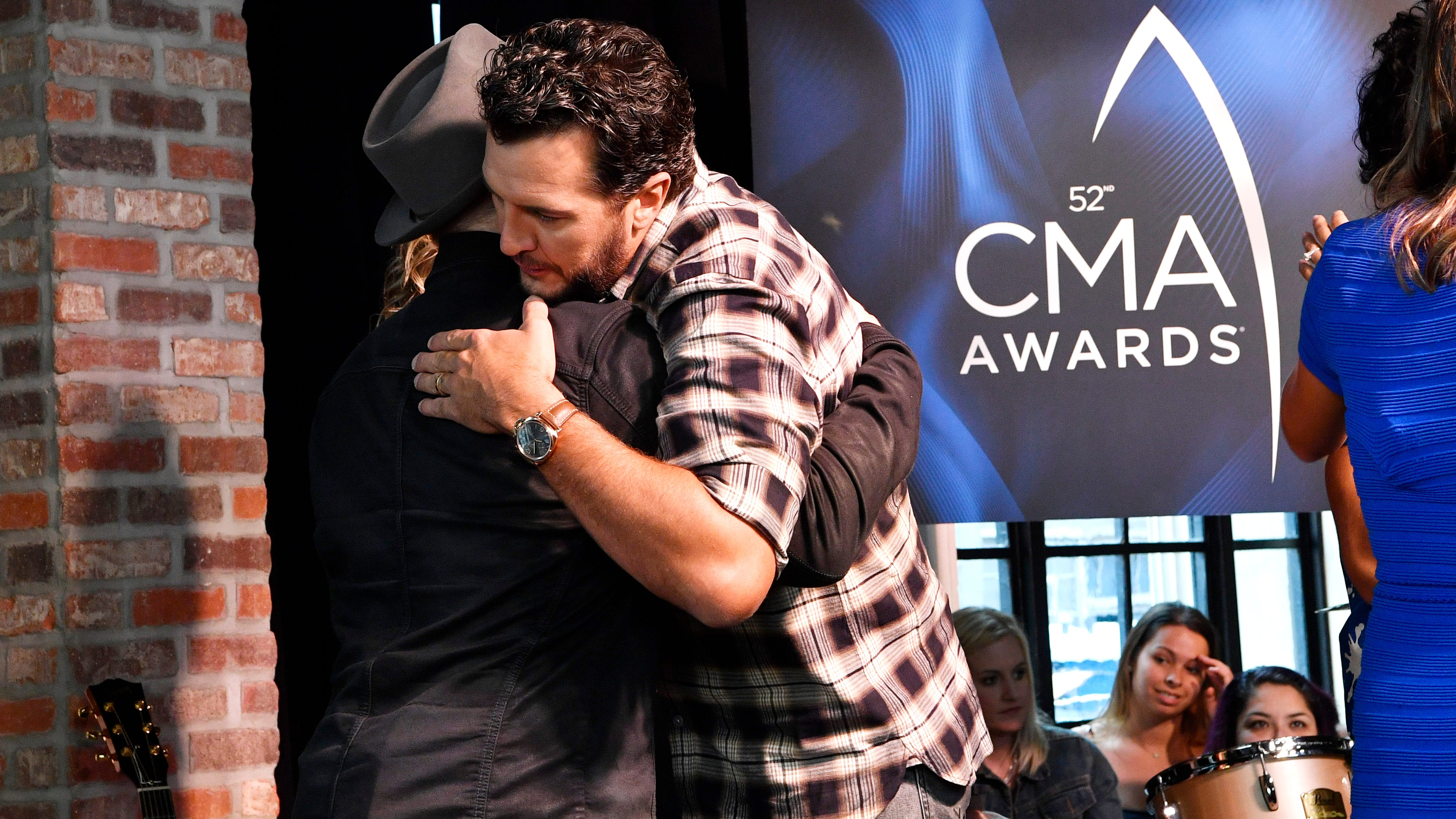 Who do you think will win big at the 2018 CMA Awards this week?