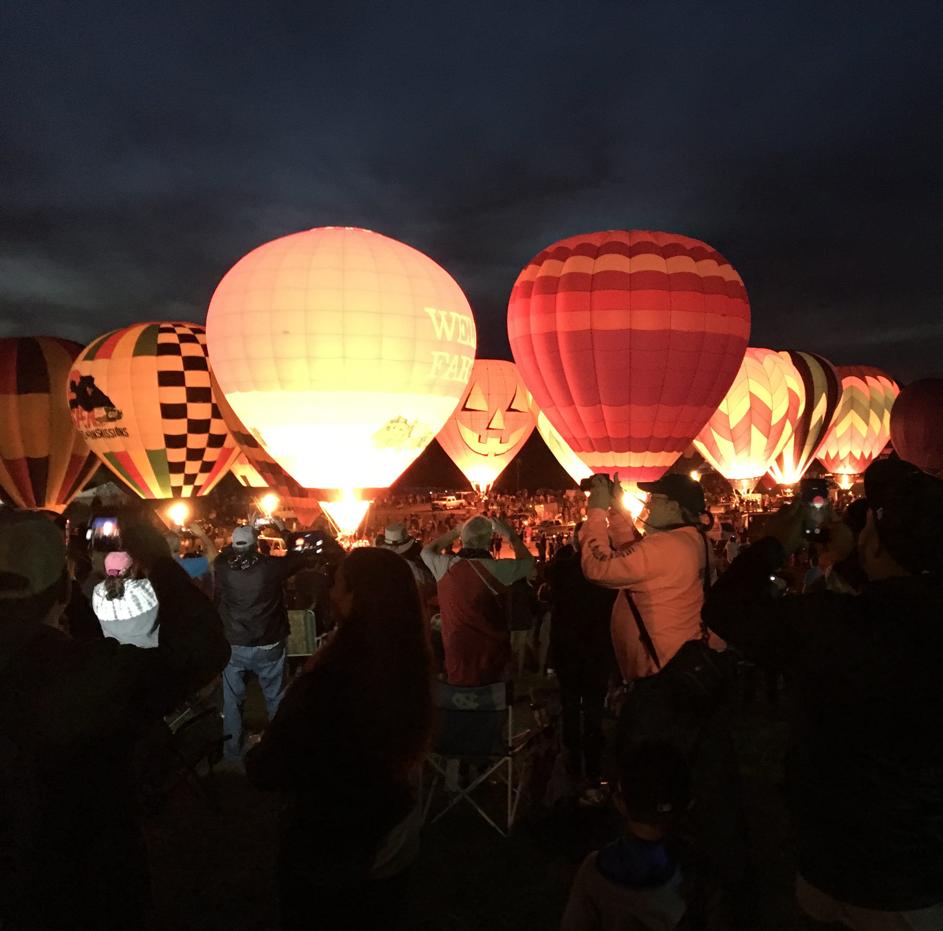 Travel: Carolina BalloonFest lights up autumn skies