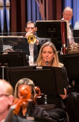 Judy Christy, principal oboe, Naples Philharmonic