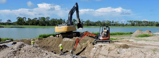 Phase 1 construction of residential buildings at Moorings Park Grande Lake is expected to begin soon.