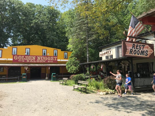 Wild West City, a western-themed seasonal park in Byram, N.J., has been operating since 1957.